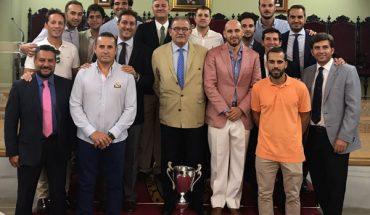 ICA Granada campeón mundial de fútbol