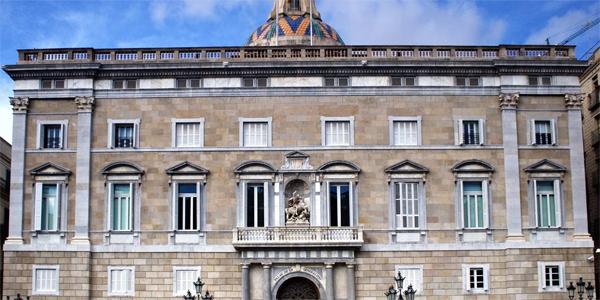 Palacio de la Generalitat de Catalunya