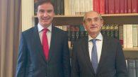 Rafel Audivert y Joaquin Tornos