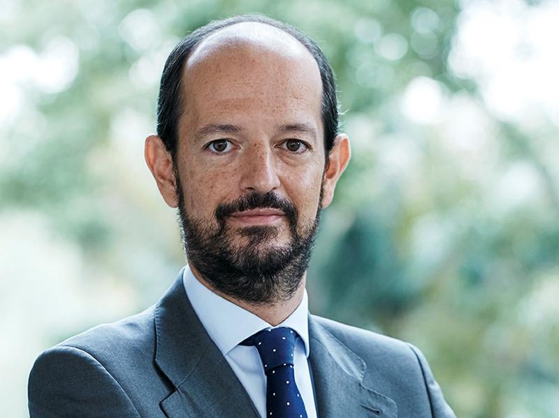 Rodrigo Ogea, socio director de Baker McKenzie en Madrid