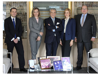 Equipo de Serrano Alberca & Conde