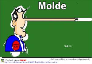 Ubaldo - molde político