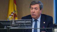 El decano del Colegio de Registradores de España, Gonzalo Aguilera