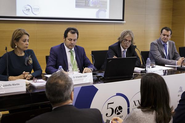 XXXII Congreso de la AEDAF