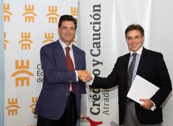 Colegio de Economistas de Madrid y Crédito y Caución