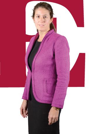 Cristina Mínguez, Directora de Recursos Humanos de ELZABURU