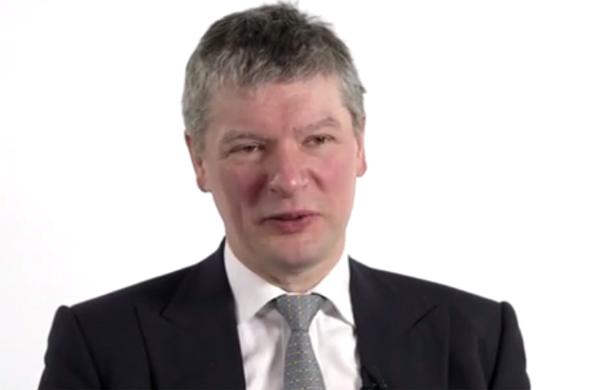 David Kerr, CEO de Bird & Bird