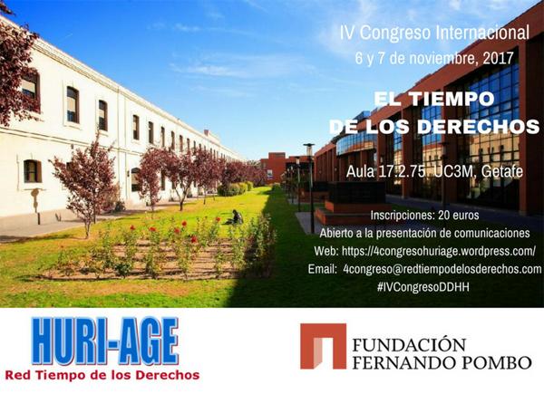 IV Congreso Internacional El tiempo de los derechos