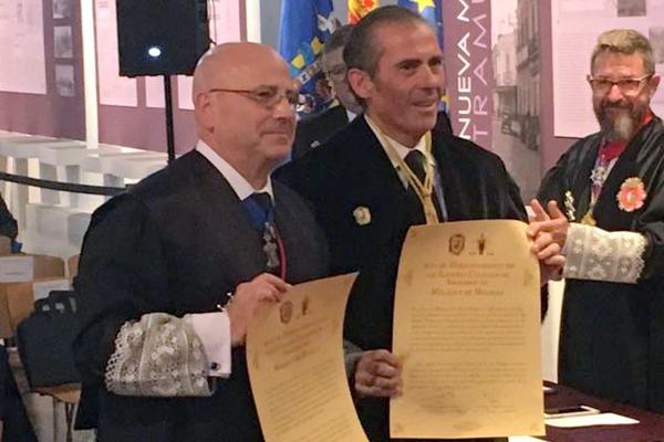 Hermanamiento entre los Colegios de Abogados de Málaga y Melilla