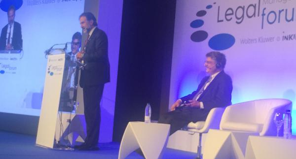 Mario Alonso en el LMF2017
