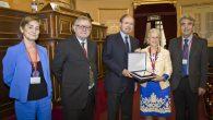Primera Edición de Premios, Medallas y Distinciones, organizada por Unión Profesional