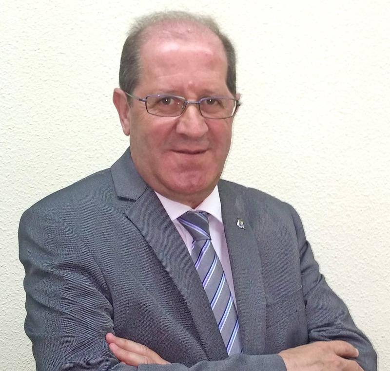 Vicente Sánchez, candidato a decano del Colegio de Abogados de Alcalá