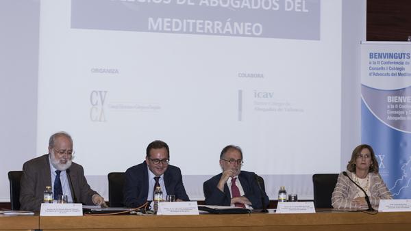 II Conferencia de Consejos y Colegios de Abogados del Mediterráneo