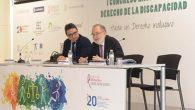 Ángel Juanes 'I Congreso nacional del derecho de la discapacidad'