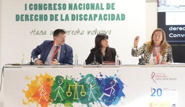 I Congreso nacional del derecho de la discapacidad