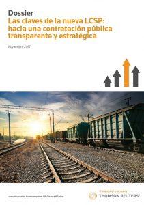 Portada del Dossier 'Las claves de la reforma de la Ley de Contratos del Sector Público'