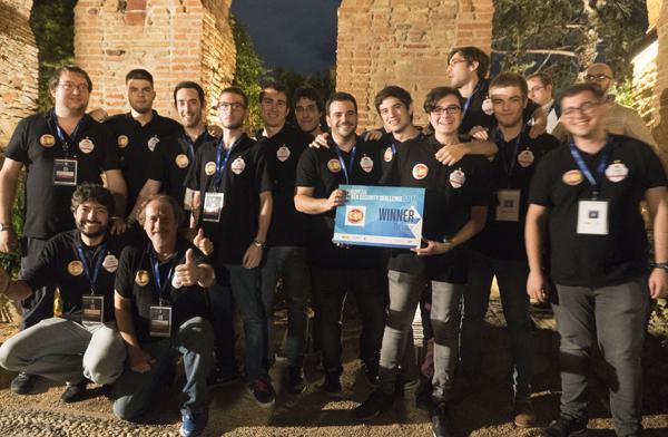 España campeona de European Cyber Security Challenge 2017