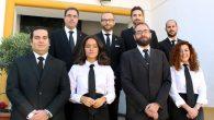 Junta Directiva del Grupo de Abogados Jóvenes de Jaén
