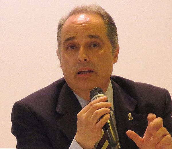 José María García Gutiérrez, presidente de la Asociación Española de Abogados Urbanistas y director de AAFIL Abogados