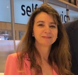María de los Reyes Rueda Serrano, Secretaria General de la Asociación Española de Abogados Urbanistas
