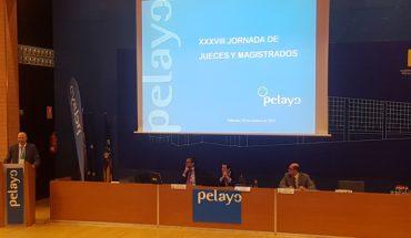 XXXVIII Jornada de Jueces y Magistrados organizada por Pelayo