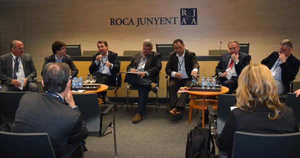 Roca Junyent presente y el futuro de la industria cárnica
