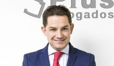 Sergio Lusilla, Socio Director Plus Legal Abogados