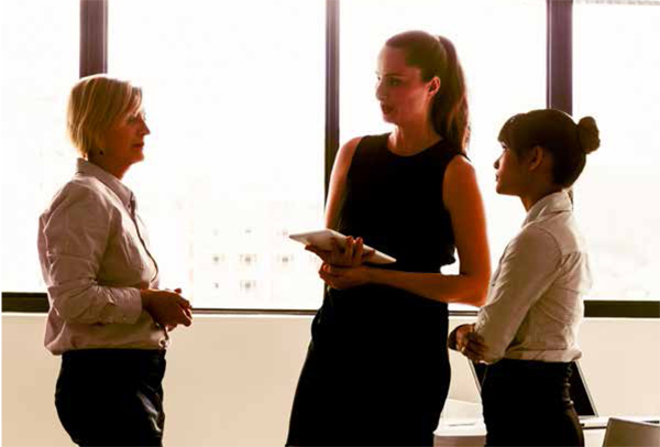 Women in the Workplace - law firms 2017
