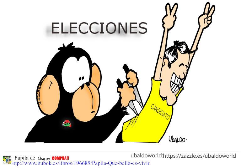 Ubaldo elecciones