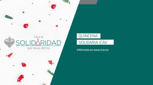 ICAV Quincena Solidaria
