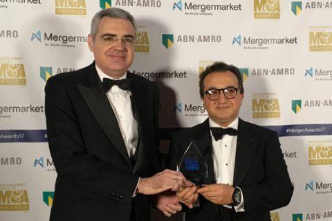 Perez-Llorca Mergermarket