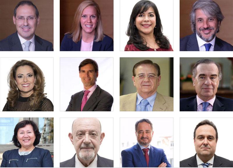ICAM 2017 - Cuestionario personal de Lawyerpress