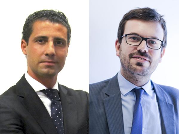 Ferran Foix Miralles y Álvaro Mateo Sixto