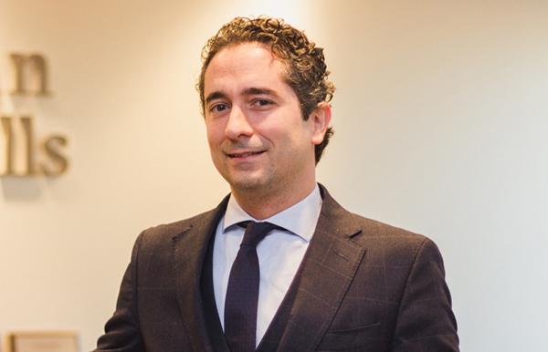 Jaime Bofill socio de Seguros y Reaseguros de Hogan Lovells