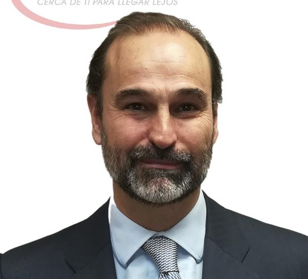Jesús Bernabé, socio de Auren