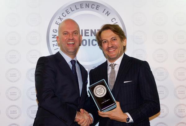 ILO Client Choice Awards 2018