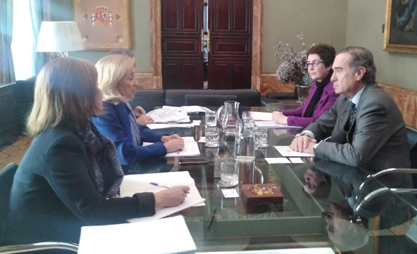 ICAM Delegación de Gobierno Madrid
