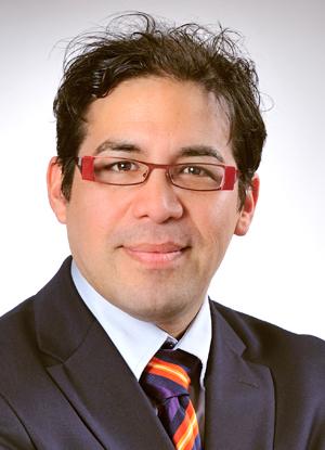 Ricardo Oliva León, abogado especializado en derecho digital y derecho mercantil, además de autor del blog Algoritmo Legal