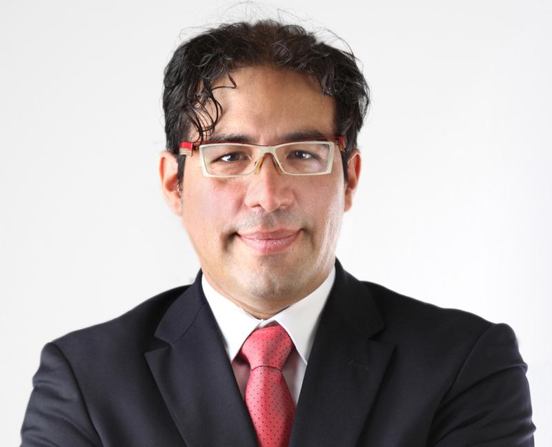 """Ricardo Oliva León: """"La inteligencia artificial proporciona precisión legal"""""""