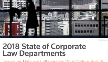 2018 State of Corporayte Law Departments