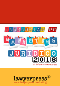 portada Informe Lawyerpress de Marketing Jurídico 2018
