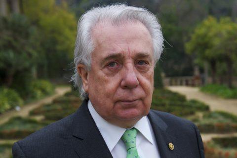 Carlos Berruezo, presidente del Colegio de Graduados Sociales de Barcelona