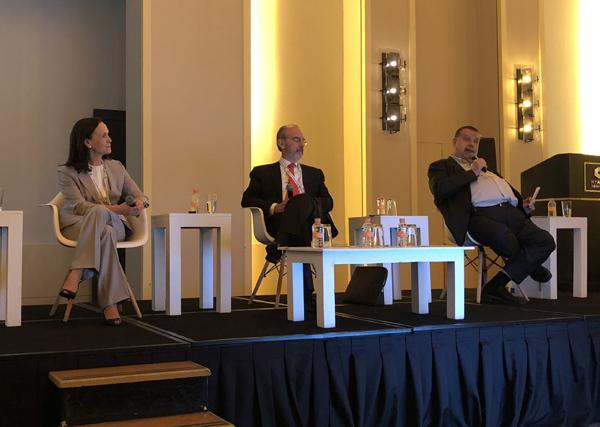 Bufete Escura en el Latin American Regional Forum