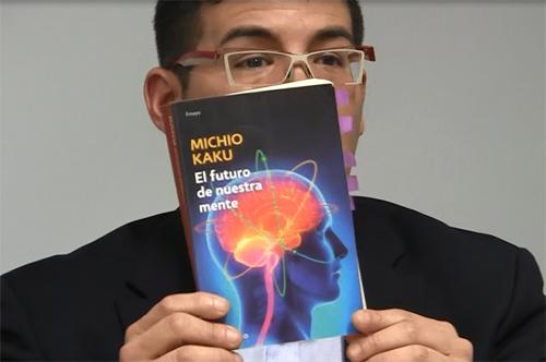 Ricardo Oliva propuso Michio Kaku – El futuro de nuestra mente