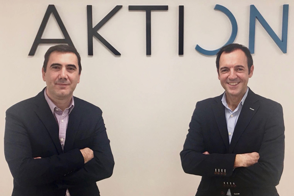 Juan Manuel Pérez y Antonio González Asturiano de Aktion
