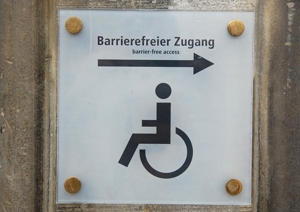 discapacidad acceso