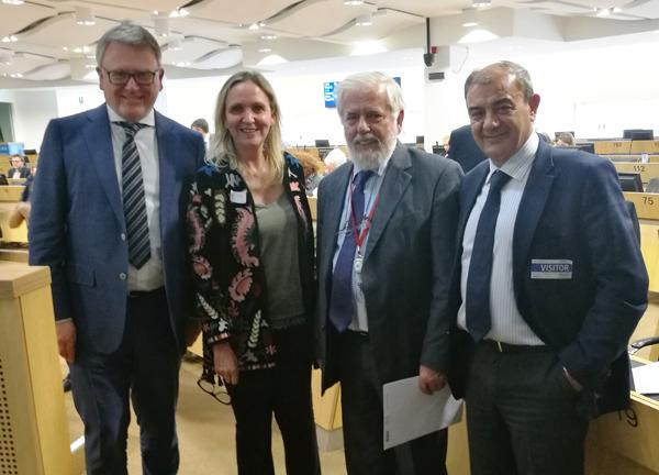 Intergrupo de Economía Social del Parlamento Europeo