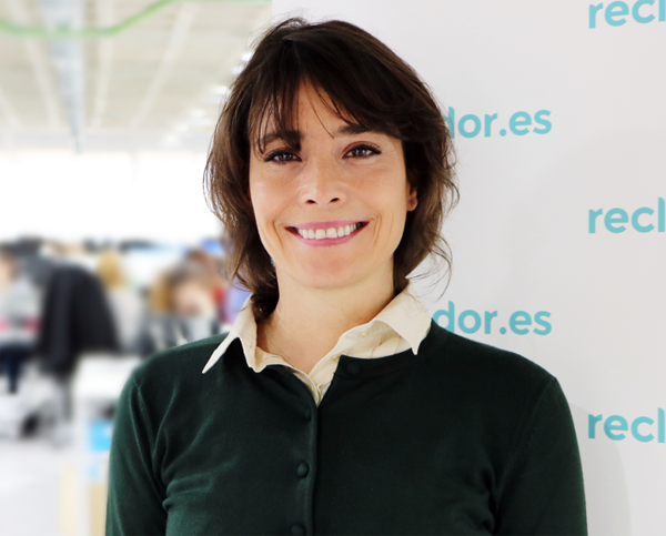 Carmen Guerrero reclamador