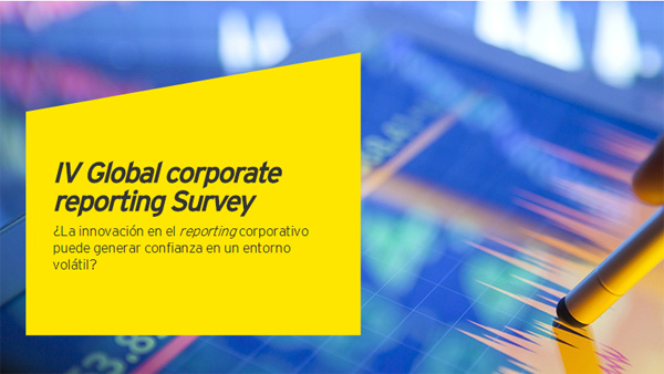 Global corporate reporting survey de EY