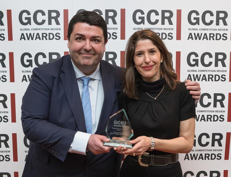 """Uría Menéndez """"Despacho europeo del año en competencia"""""""